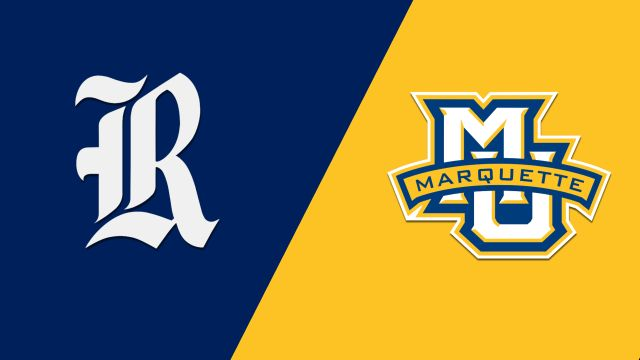#12 Rice vs. #5 Marquette (First Round) (NCAA Women's Basketball Championship)