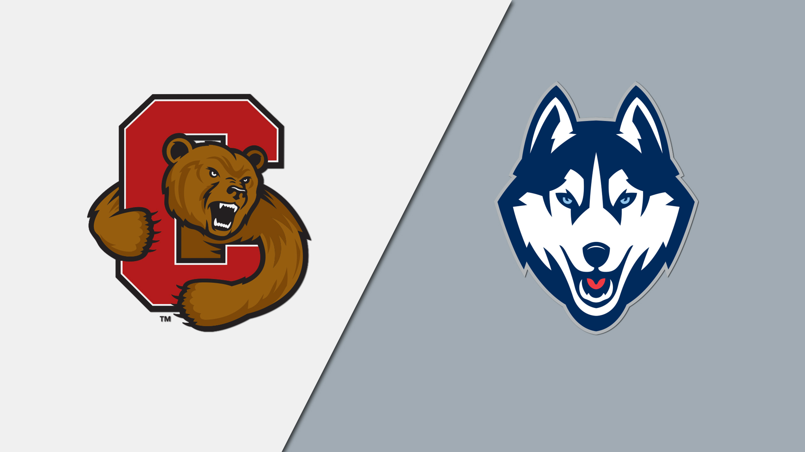 Cornell vs. Connecticut (M Basketball)