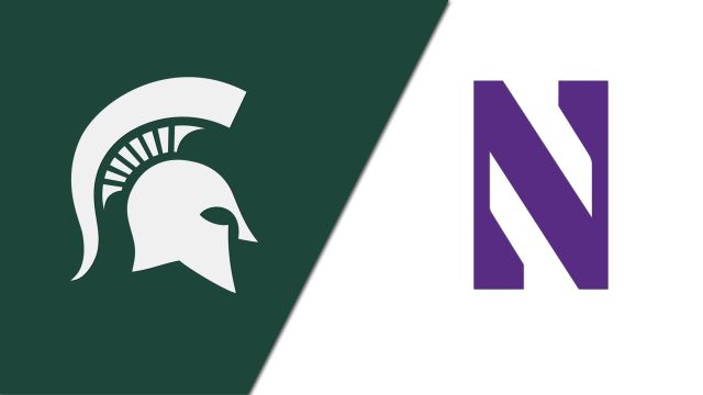 Michigan State Spartans vs. Northwestern Wildcats (ESPN Classic Football)