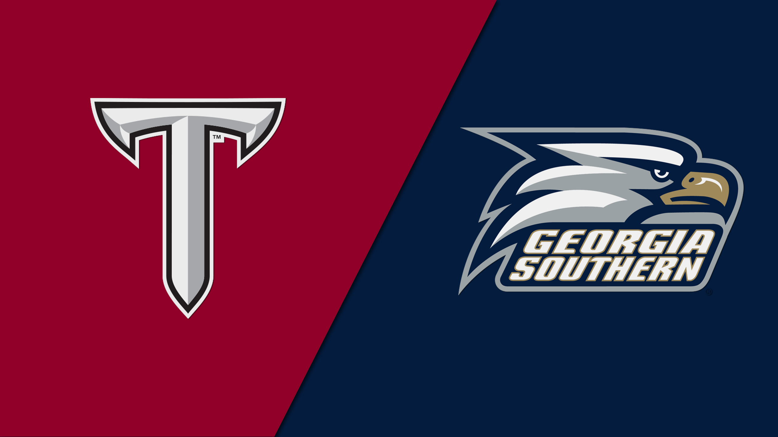 Troy vs. Georgia Southern (M Basketball)