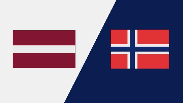 Latvia vs. Norway