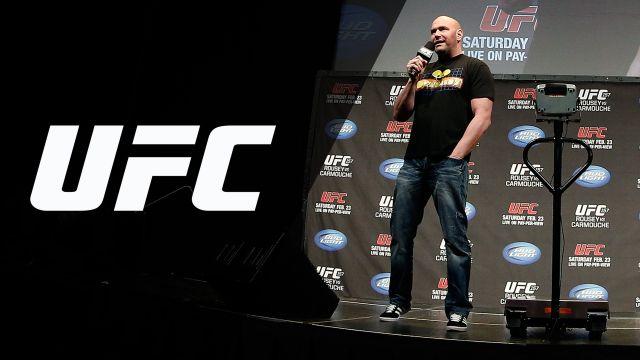 UFC 240 Weigh-In: Holloway vs. Edgar