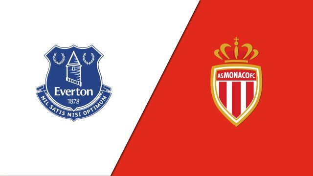 Everton vs. AS Monaco