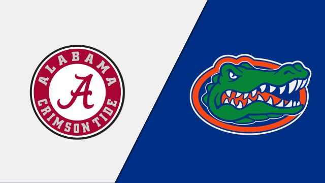 Alabama Crimson Tide vs. Florida Gators (Football)