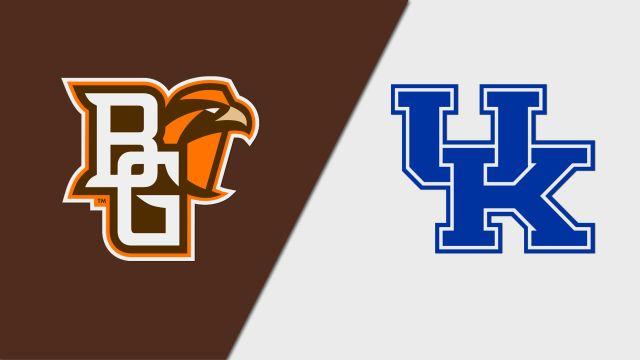 Bowling Green vs. Kentucky (W Soccer)