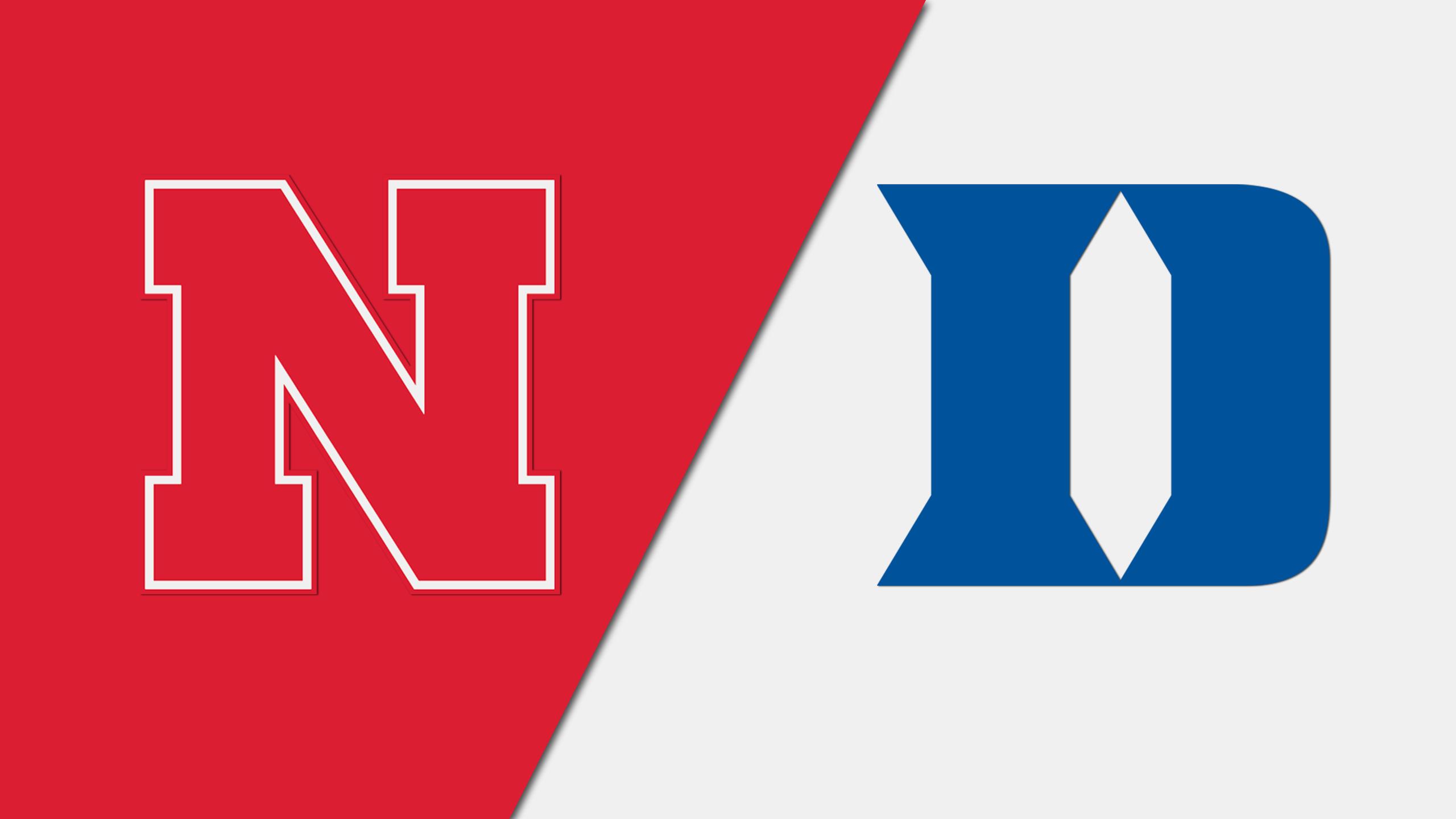 Nebraska vs. #14 Duke (W Soccer)