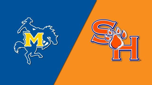 McNeese vs. Sam Houston State (W Volleyball)