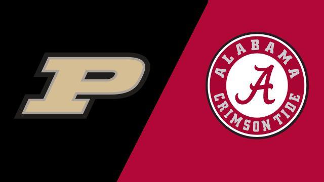 #15 Purdue vs. #25 Alabama (W Volleyball)