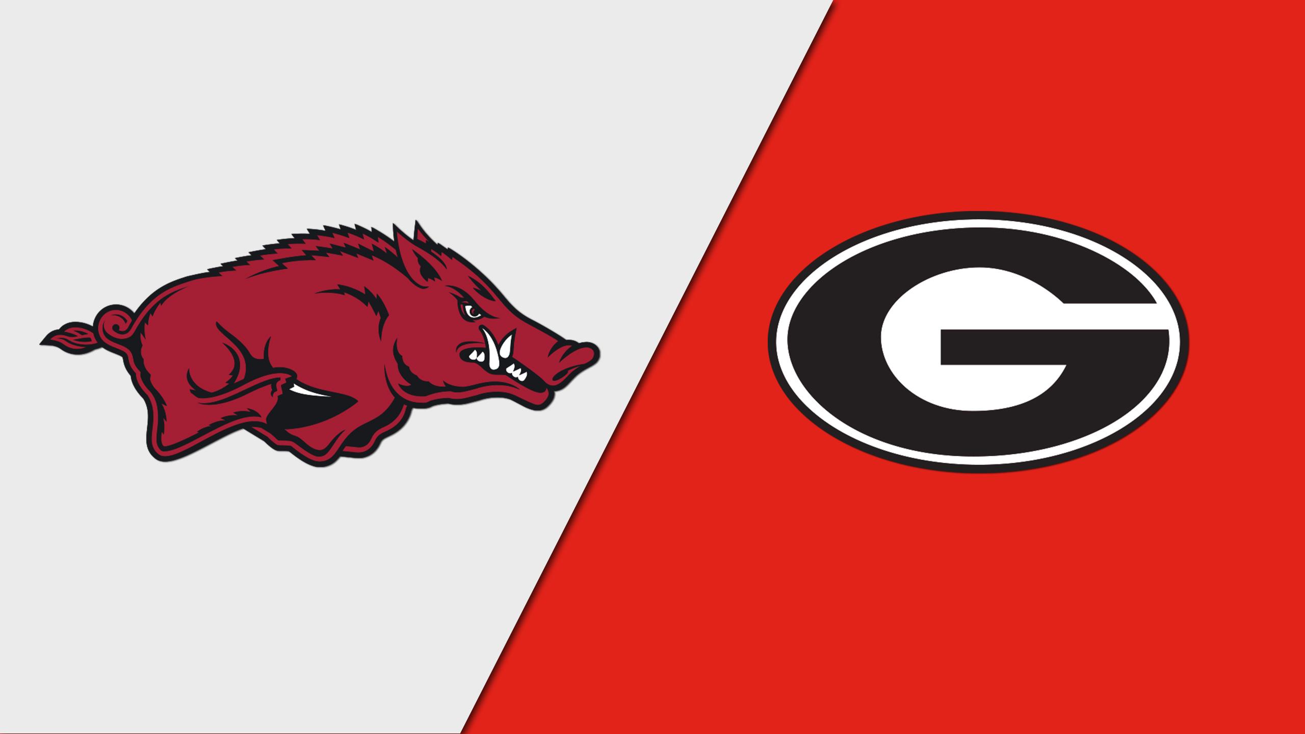 Arkansas vs. Georgia (W Gymnastics)