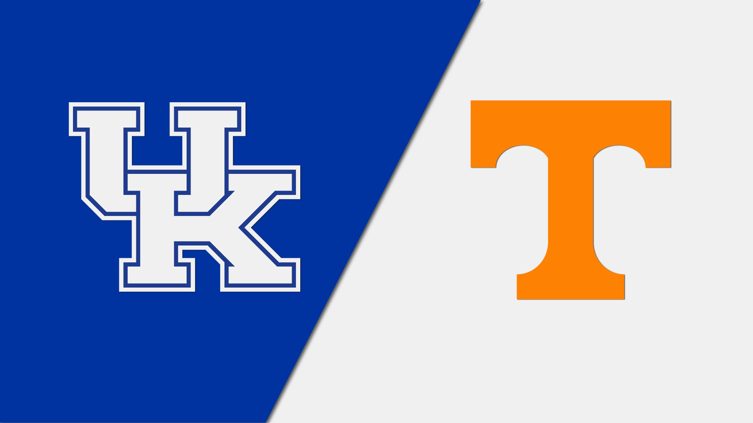 #4 Kentucky vs. Tennessee - 1/24/2017 (re-air)