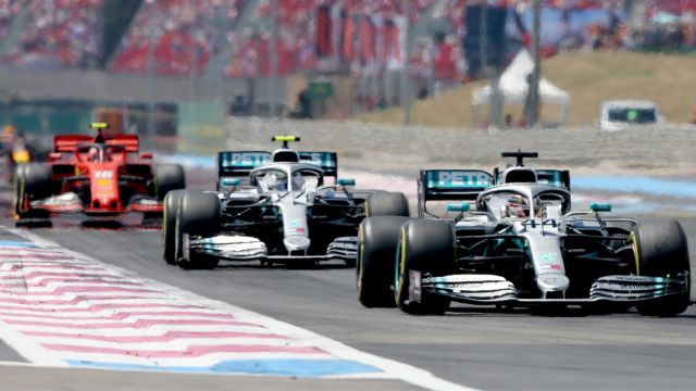 Formula 1 Pirelli French Grand Prix: Coverage presented by Mothers Polish