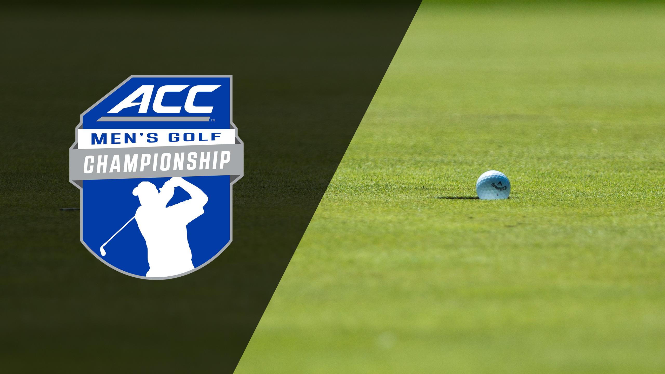 ACC Men's Golf Championship Recap Show