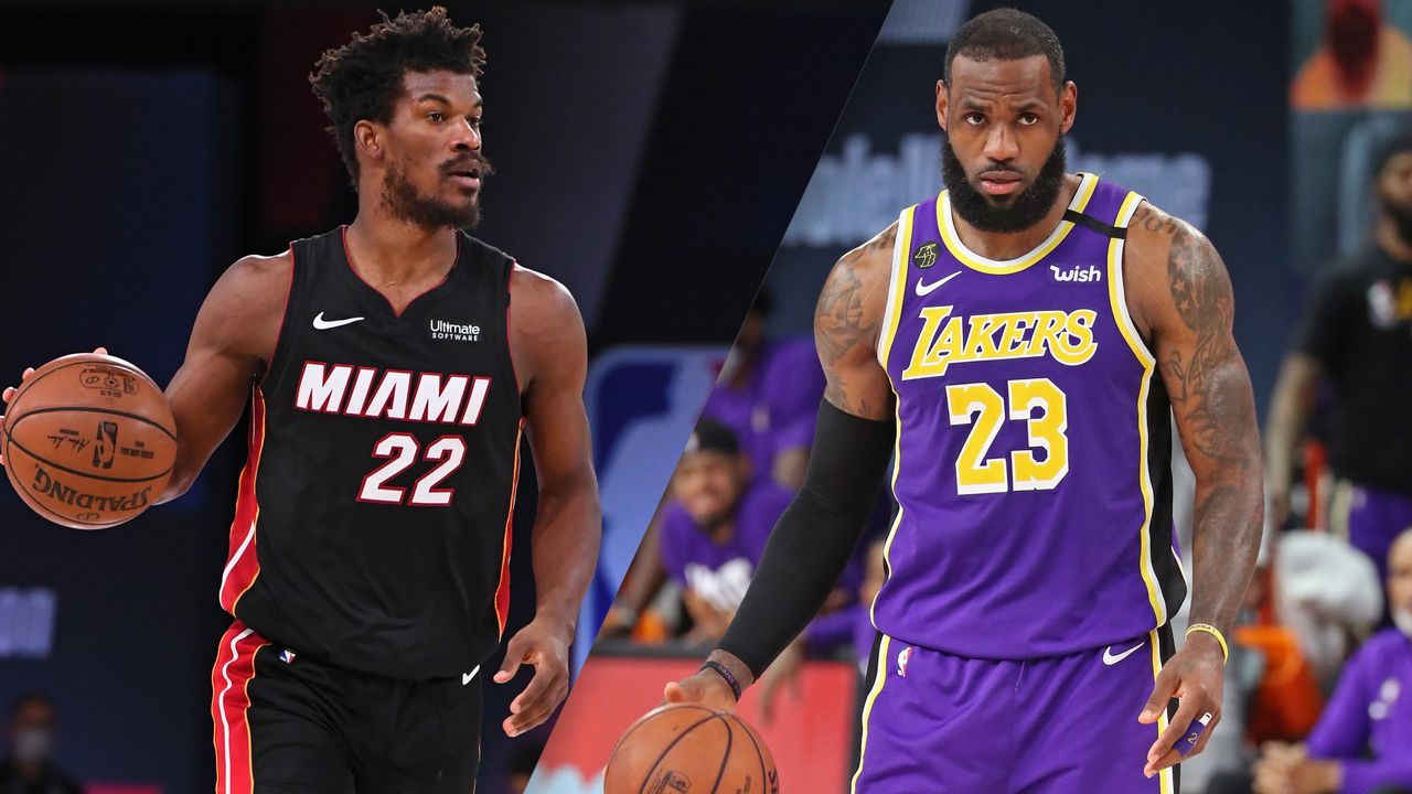 Miami Heat Vs Los Angeles Lakers Finals Game 2 Watch Espn
