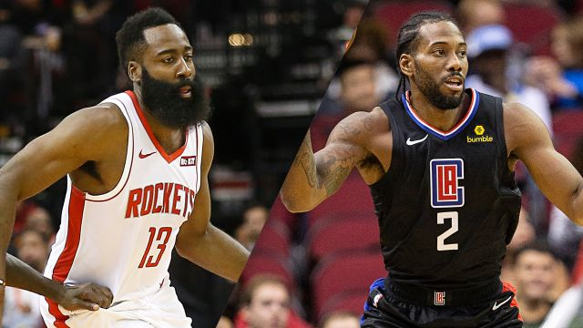 Houston Rockets vs. LA Clippers
