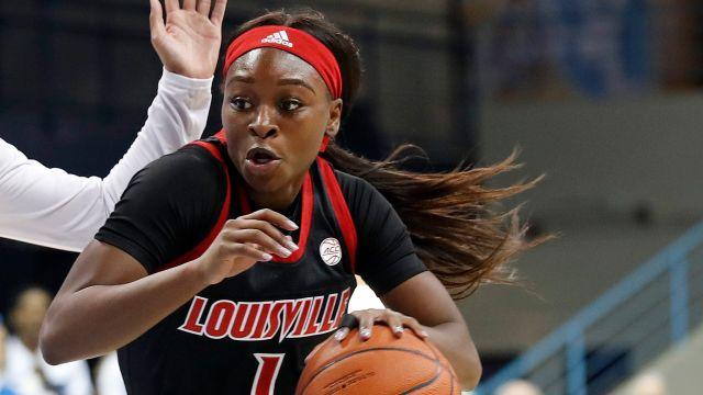 #5 Louisville vs. Notre Dame (W Basketball)