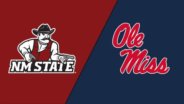New Mexico State vs. Ole Miss (Football)