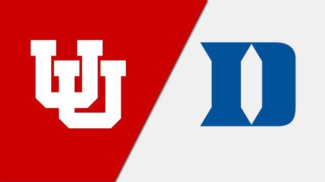 Utah vs. Duke (First Round) (NCAA Women's Soccer Championship)
