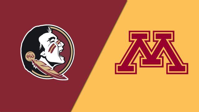 #5 Florida State vs. #13 Minnesota (Softball)