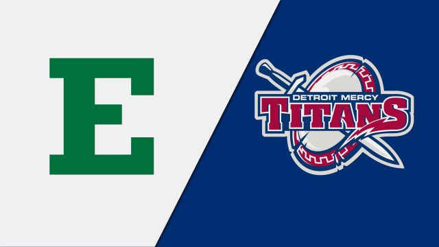 Eastern Michigan vs. Detroit Mercy (W Soccer)