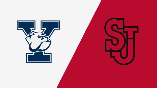 Yale vs. St. John's (W Basketball)