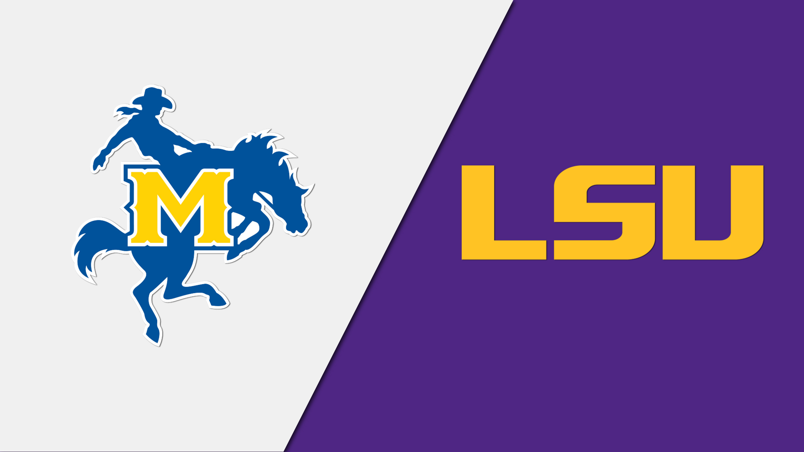 McNeese vs. LSU (Baseball)