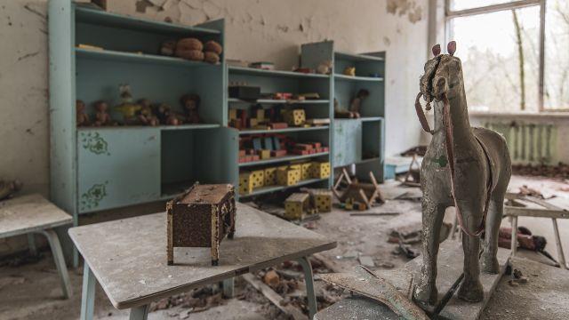 Ao lado da Rússia: o que sobrou de cidade destruída por tragédia nuclear