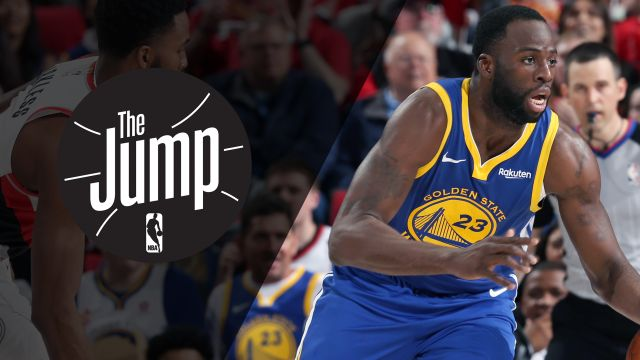 Tue, 5/21 - NBA: The Jump presented by Marathon Petroleum