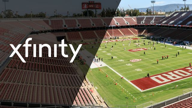 Xfinity SkyCam: ORE vs. STAN (Football)