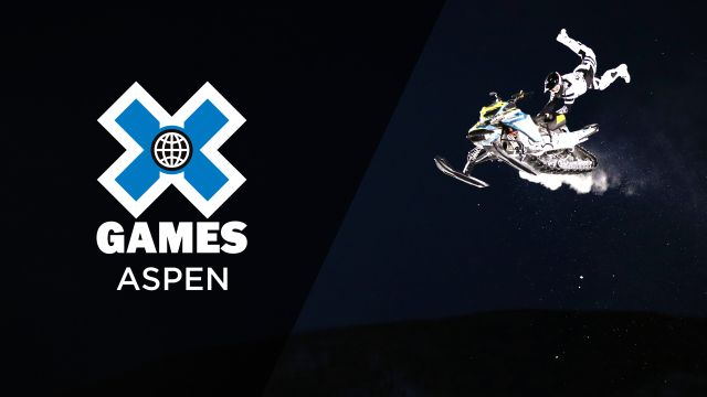 World of X Games: X Games Aspen 2019 Being Series