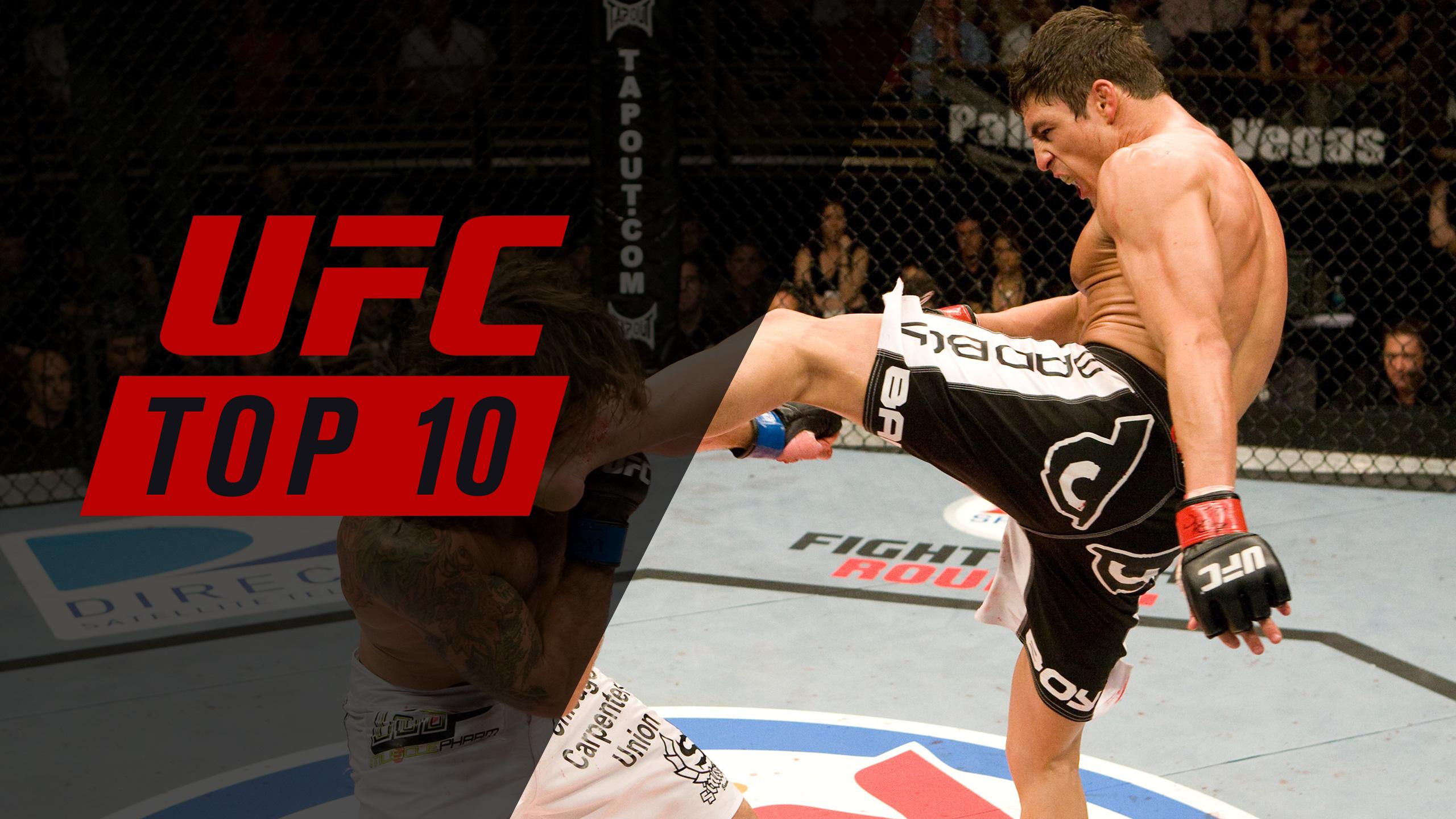 UFC Top 10: Slugfests