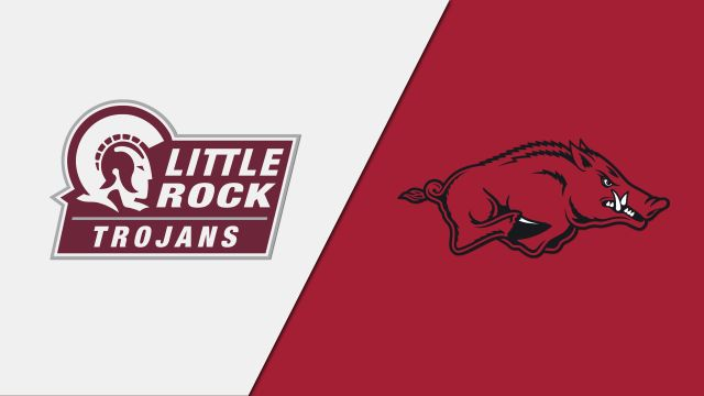 Arkansas-Little Rock vs. Arkansas (M Basketball)