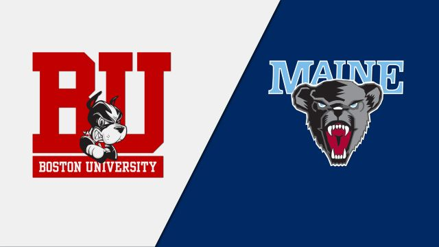 Boston University vs. Maine (W Basketball)