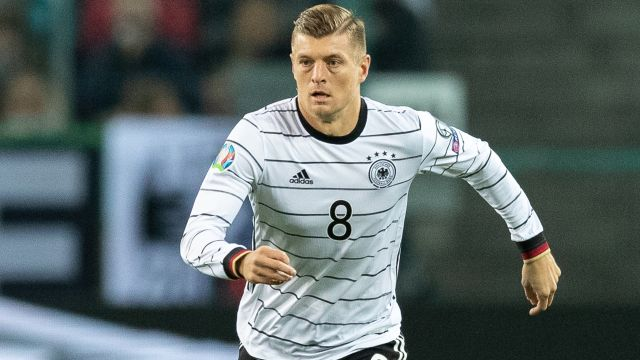 Germany vs. Northern Ireland (UEFA European Qualifiers)