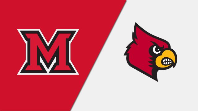 Miami (OH) vs. #10 Louisville (Baseball)