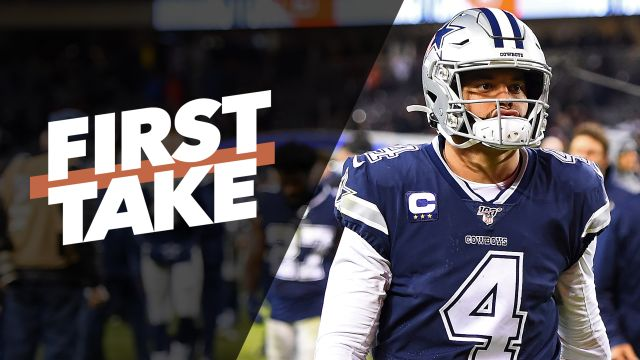 Fri, 12/6 - First Take