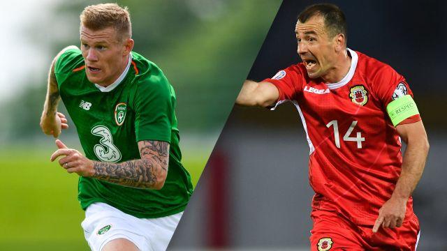 Republic of Ireland vs. Gibraltar (UEFA European Qualifiers)
