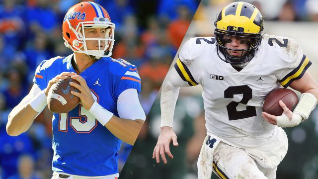 #10 Florida vs. #7 Michigan (re-air)