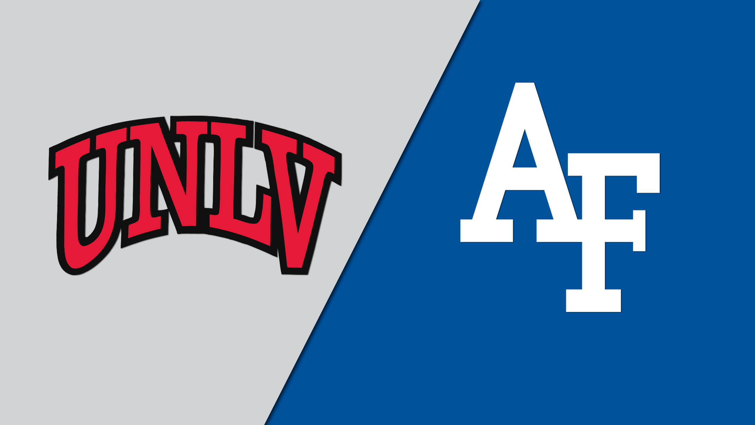 UNLV vs. Air Force (M Basketball) (re-air)