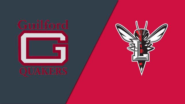 Guilford College vs. Lynchburg (M Soccer)