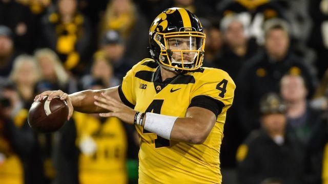 Purdue vs. #23 Iowa (Football)