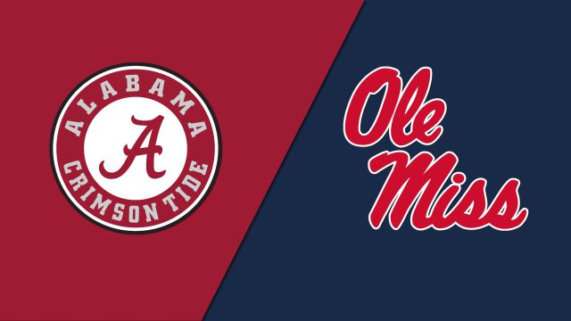 Alabama vs. Ole Miss (W Soccer)
