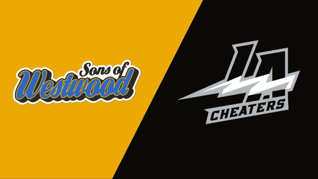 Sons of Westwood (UCLA Alumni) vs. L.A. Cheaters (Regional Round)
