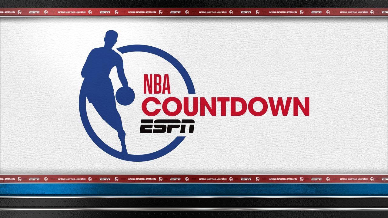 NBA Countdown | Watch ESPN