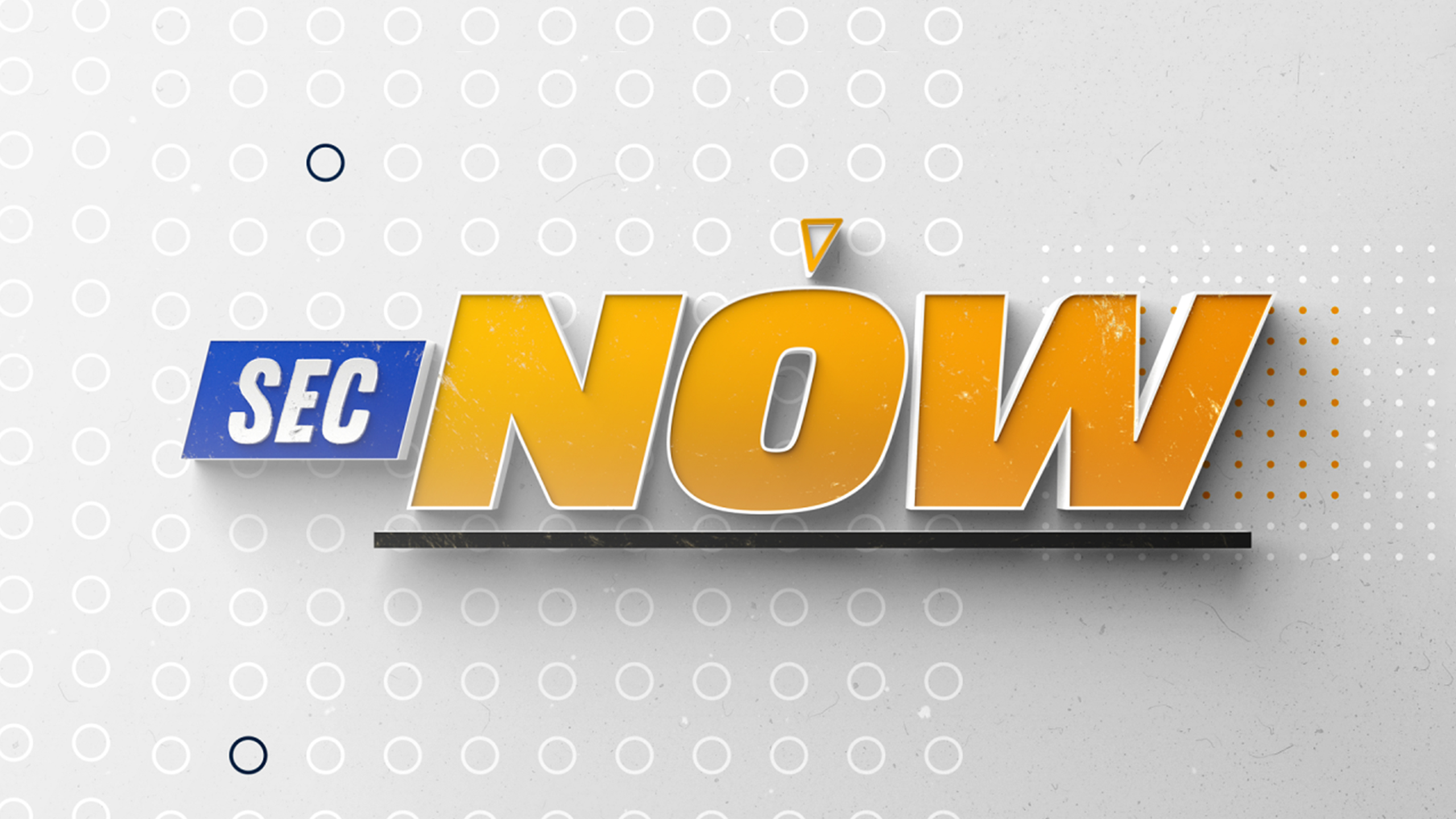 SEC Now Presented by Academy Sports + Outdoors