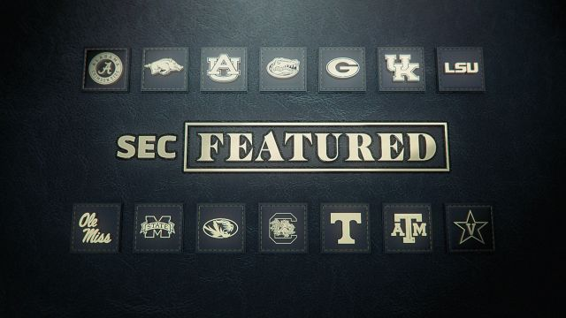 Mon, 9/16 - SEC Featured Presented by Belk