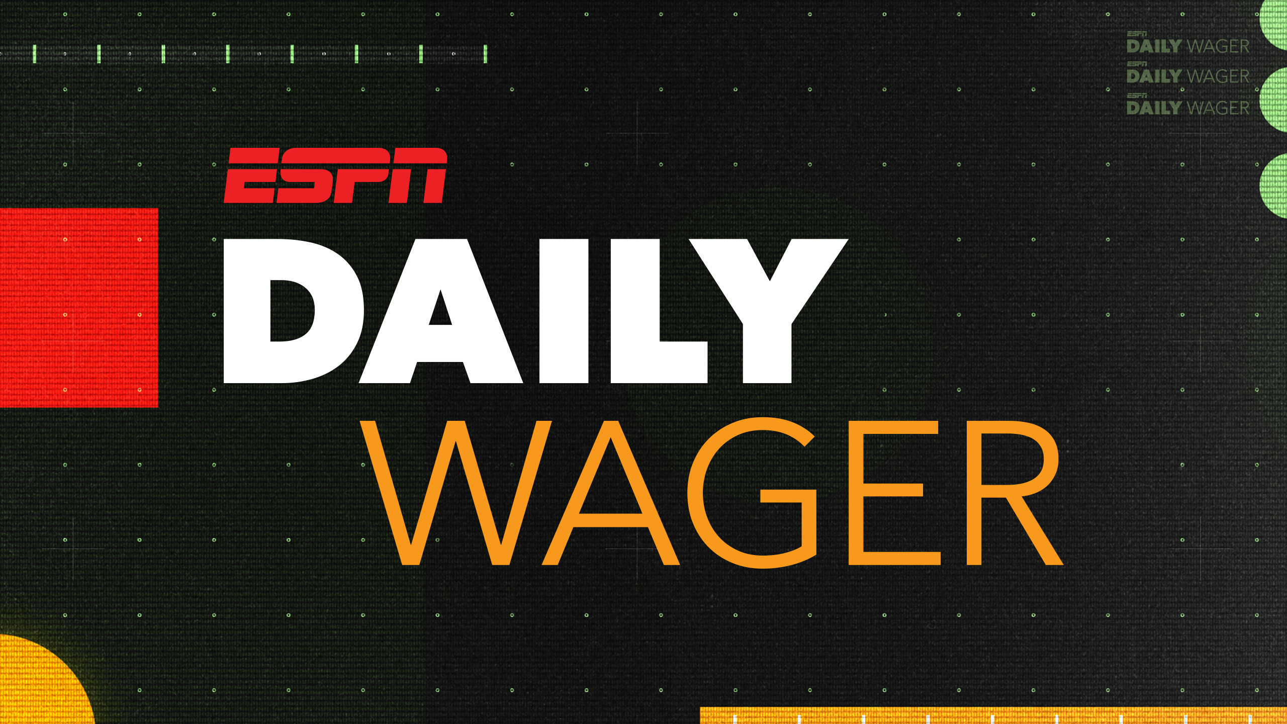Mon, 3/25 - Daily Wager