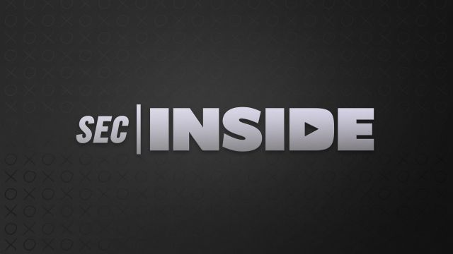 Tue, 11/12 - SEC Inside: LSU vs. Alabama