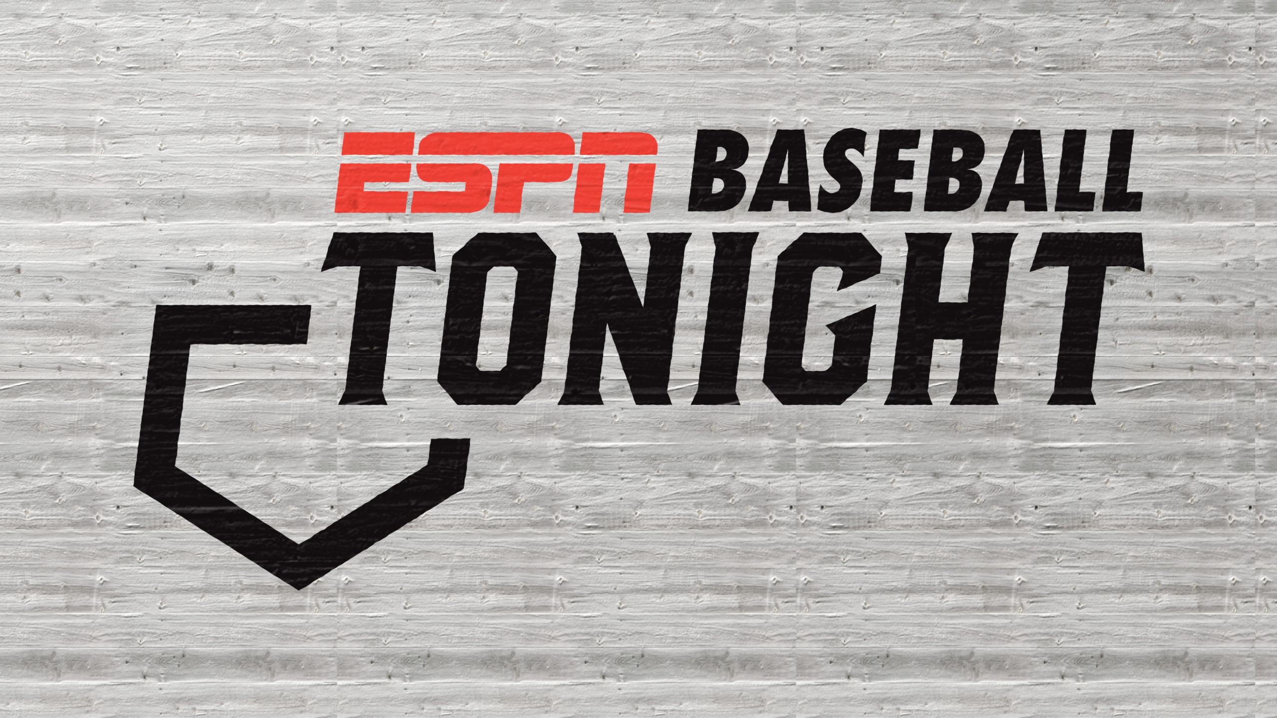 Baseball Tonight presented by Chevrolet