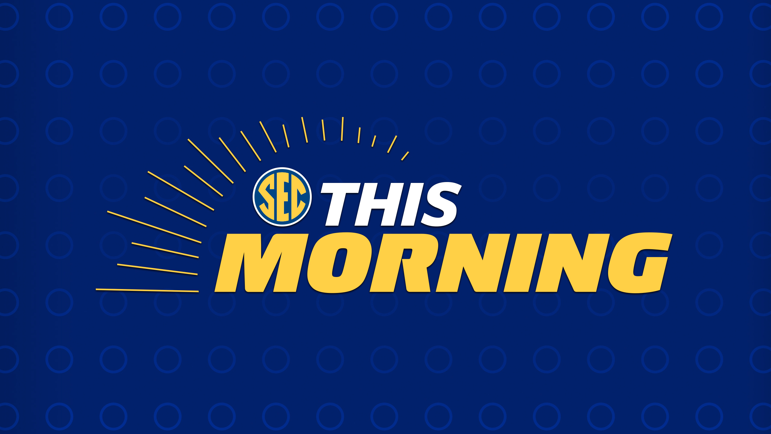 Tue, 11/13 - Best of SEC This Morning