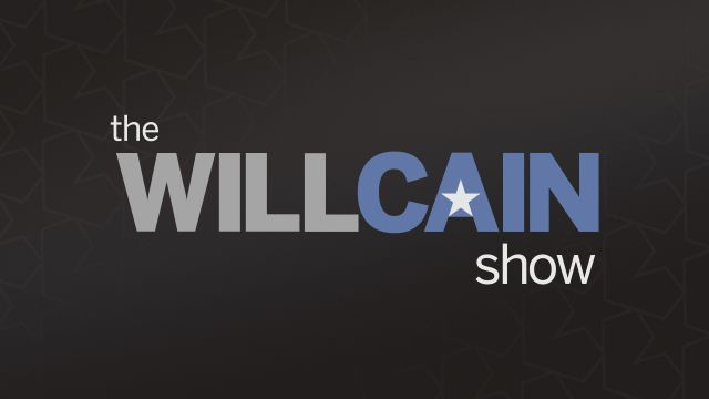 Mon, 10/14 - The Will Cain Show Presented by Progressive